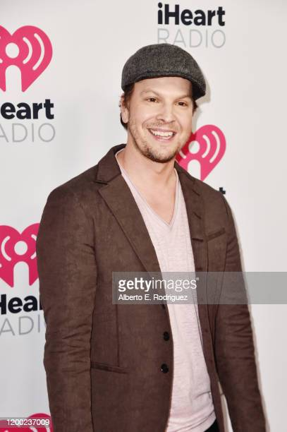 Gavin DeGraw attends the 2020 iHeartRadio Podcast Awards at the iHeartRadio Theater on January 17 2020 in Burbank California