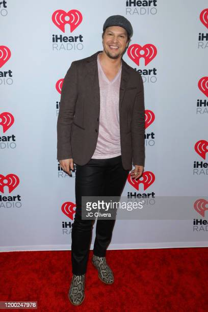 Gavin DeGraw attends the 2020 iHeartRadio Podcast Awards at iHeartRadio Theater on January 17 2020 in Burbank California