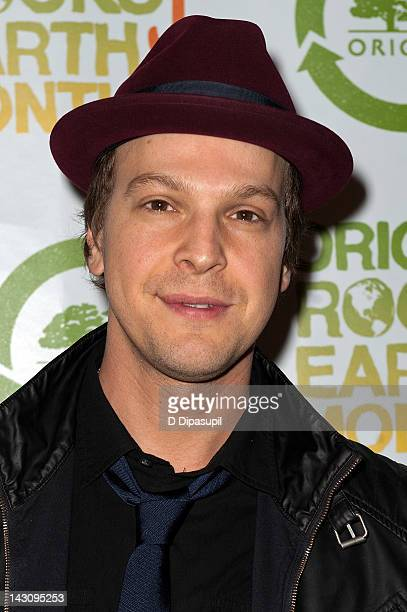 Gavin DeGraw attends the 3rd Annual Origins Rocks Earth Month Concert on April 18 2012 in New York City