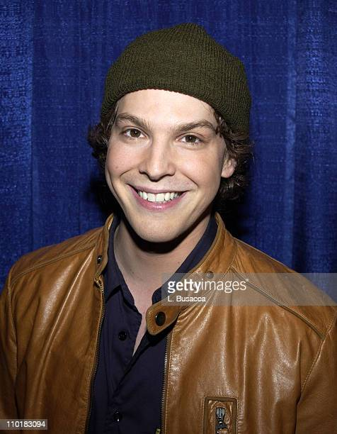 Gavin DeGraw during 34th Annual Songwriters Hall Of Fame Awards Pressroom at Marriott Marquis in New York City New York United States