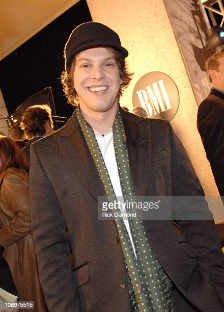 Gavin DeGraw during 54th Annual BMI Country Awards Arrivals at BMI Offices in Nashville Tennessee United States