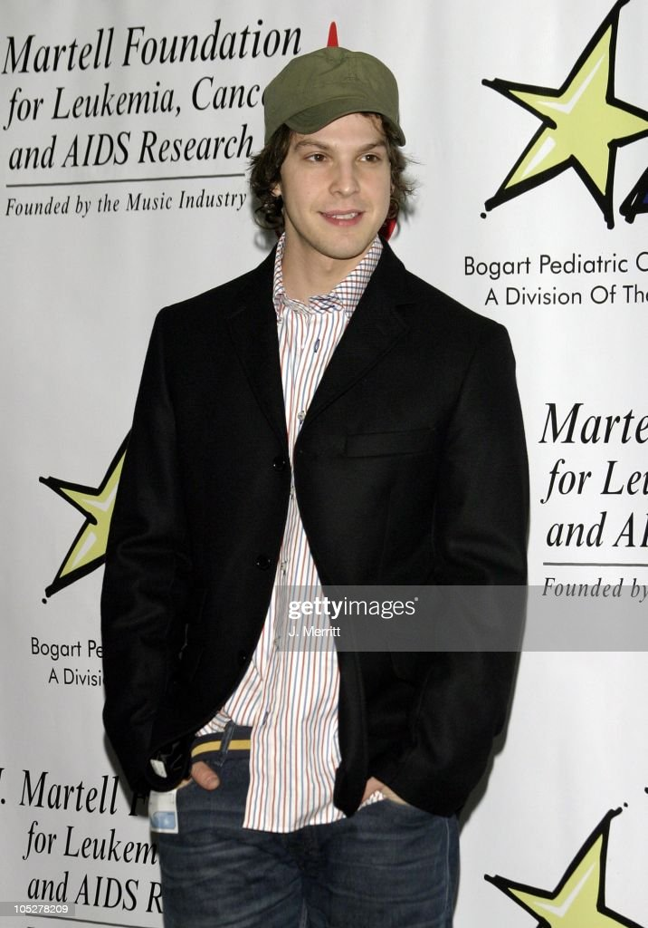 Gavin DeGraw during The Bogart Tour For A Cure at The Kodak Theatre in Hollywood, CA, United States.