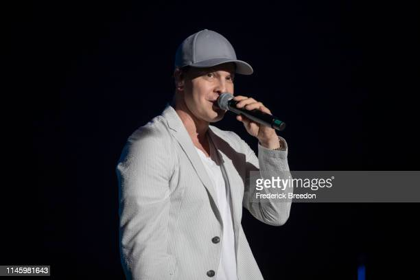 Gavin DeGraw performs at the 2019 Grammy Block Party at War Memorial Auditorium on April 29, 2019 in Nashville, Tennessee.