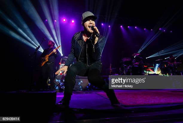 Gavin DeGraw performs at The Pavilion at Pan Am on December 13 2016 in Indianapolis Indiana