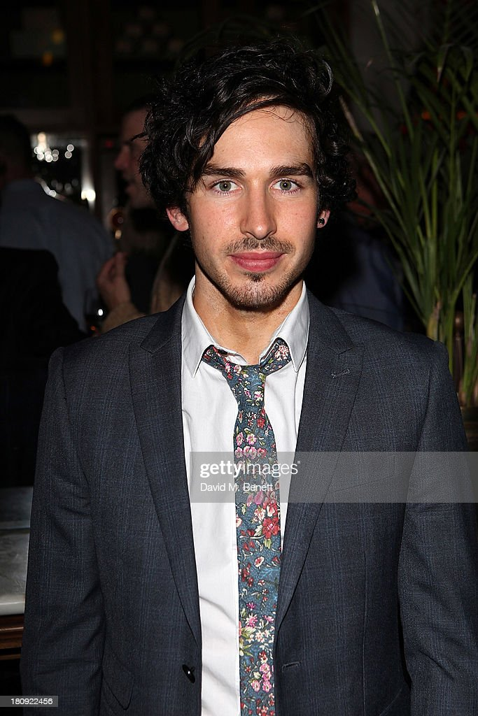 Gavin Fowler attends an after party following the press night performance of 'A Midsummer Night's Dream' at The National Cafe on September 17, 2013 in London, England.