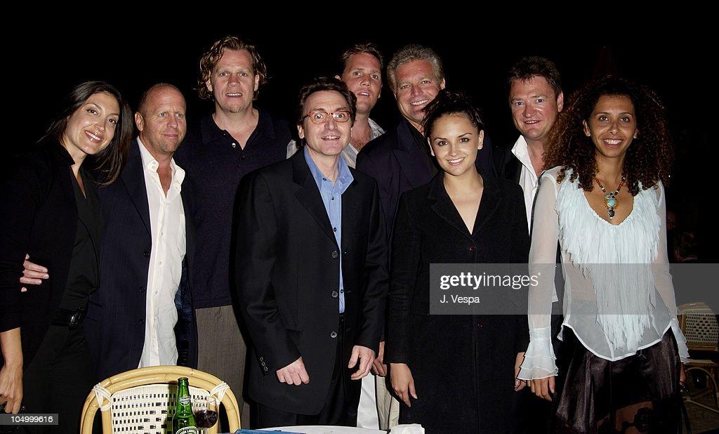 Gavin Grazer, Dir., Al Corley, Prod., Bart Rosenblatt, Prod., Marcus Thomas, Gene Musso, Prod., Rachael Leigh Cook, Gary Smith, Exec. Prod.
