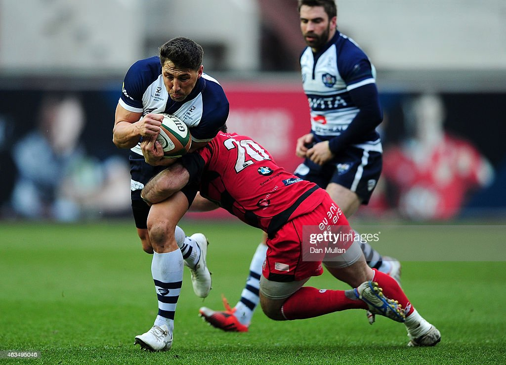 Bristol Rugby v Moseley - Greene King IPA Championship : News Photo