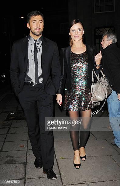 Gavin Henson sighting at The Grosvenor House on November 8 2010 in London England