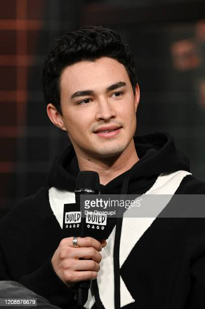 Gavin Leatherwood visits the Build Series to discuss Chilling Adventures of Sabrina at Build Studio on February 26 2020 in New York City