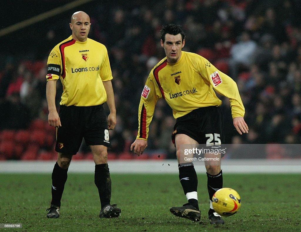 Watford v Stoke City : News Photo