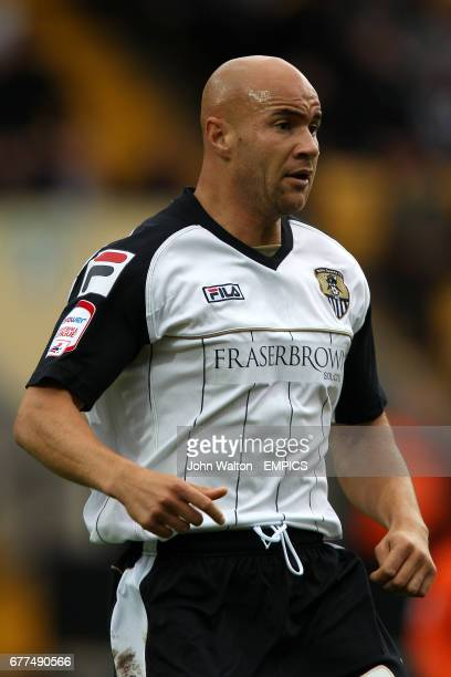 Gavin Mahon Notts County
