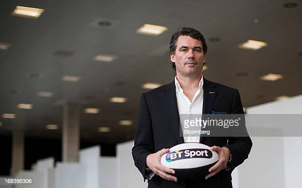Gavin Patterson head of BT Retail at BT Group Plc poses for a photograph during the launch of the company's new sports television channel BT Sport in...