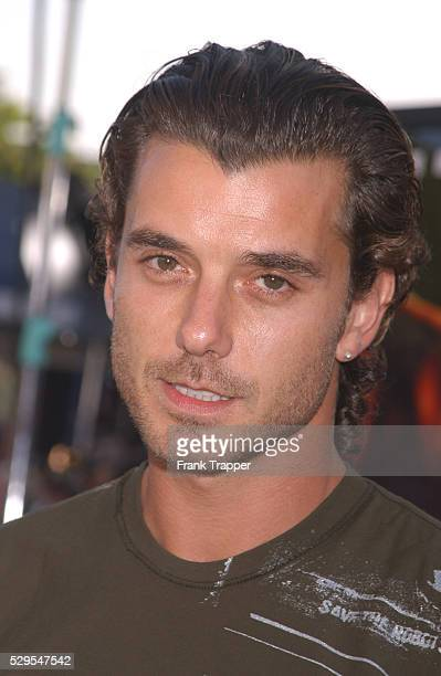 """Gavin Rossdale arriving at the world premiere of """"xXx."""""""