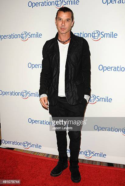 Gavin Rossdale attends Operation Smile's 2015 Smile Gala at the Beverly Wilshire Four Seasons Hotel on October 2, 2015 in Beverly Hills, California.