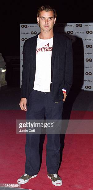 Gavin Rossdale Attends The 2001 Gq Magazine 'Men Of The Year' Awards At London'S Victoria And Albert Museum