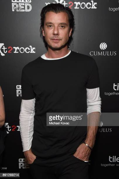 Gavin Rossdale attends the neXt2rock 2017 Finale Event at Viper Room on December 12 2017 in West Hollywood California