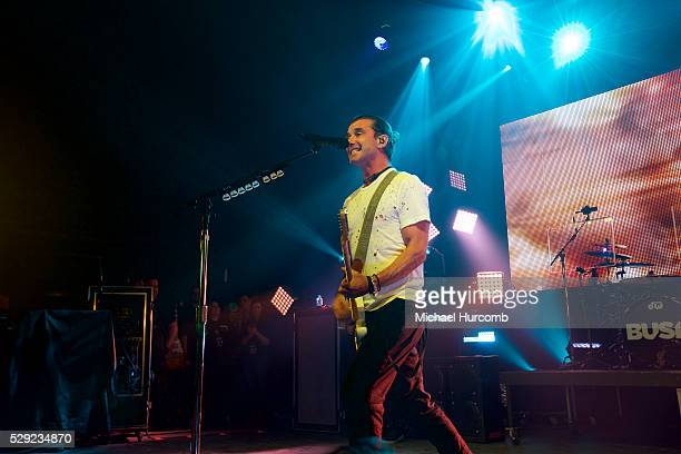Gavin Rossdale performs with Bush at the Sound Academy in Toronto