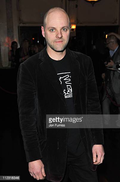 Gavin Turk attends the ICA fundraising gala at KOKO on March 24 2010 in London England
