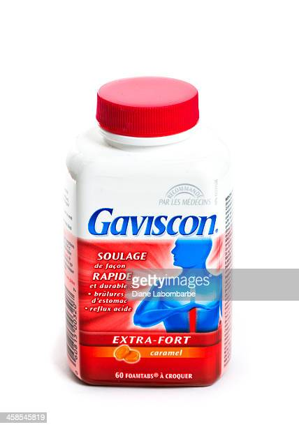 Gaviscon Chewable Foamtabs