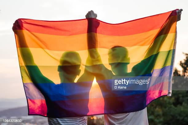 gay couple - pride stock pictures, royalty-free photos & images