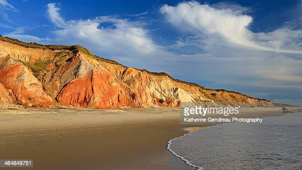 Gay Head Cliffs on Martha's Vineyard