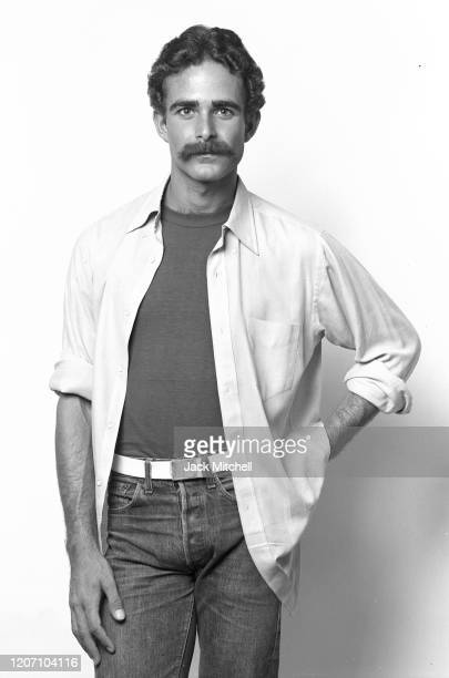 Gay marriage activist Chris Forbes, photographed for After Dark magazine, September 20, 1976.