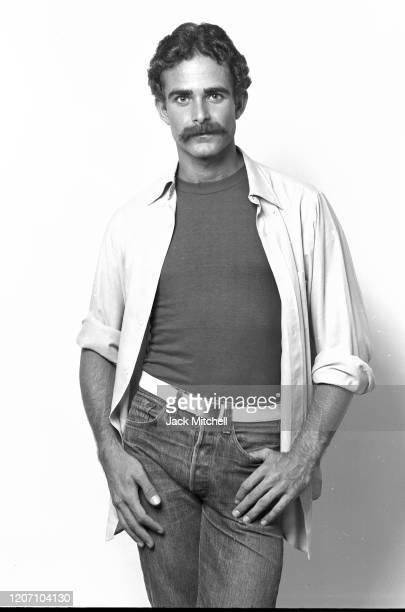 Gay marriage activist Chris Forbes photographed for After Dark magazine September 20 1976