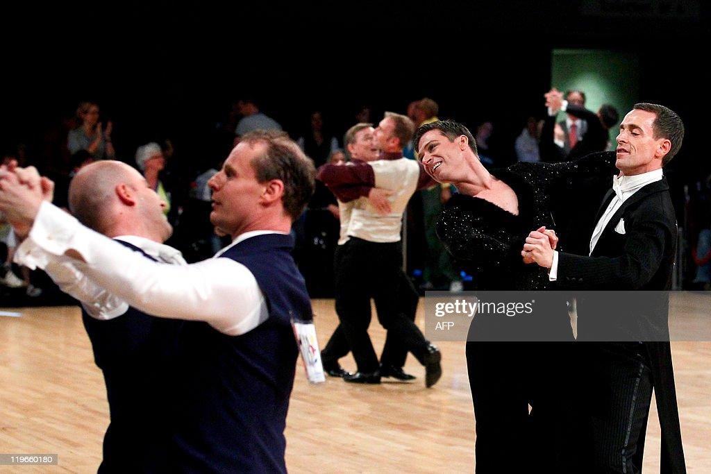 from Peter gay ballroom dancing sacramento