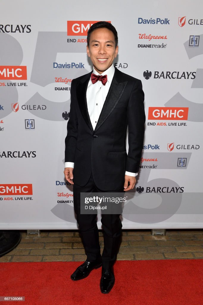 Gay Men's Health Crisis CEO Kelsey Louie attends the GMHC 35th Anniversary Spring Gala at Highline Stages on March 23, 2017 in New York City.