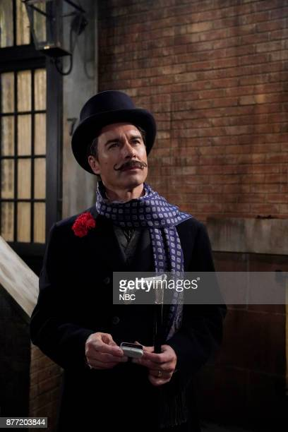 WILL GRACE 'A Gay Olde Christmas' Episode 109 Pictured Eric McCormack as Billem Van Williams