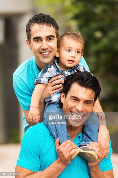 Gay Parents and child