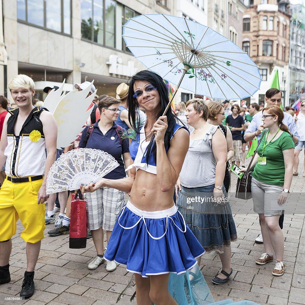 Gay Pride Christopher Street Day Wiesbaden 2013 High-Res