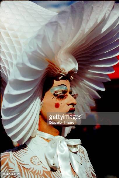 Gay Pride Parade Drag Queen New York