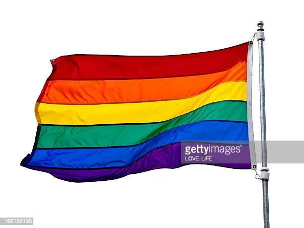 gay bandeira arco-íris - direitos dos gays - fotografias e filmes do acervo