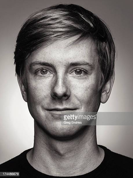 Gay rights advocate and entrepreneur Chris Hughes is photographed for the April 11 issue of the Advocate Magazine in New York City