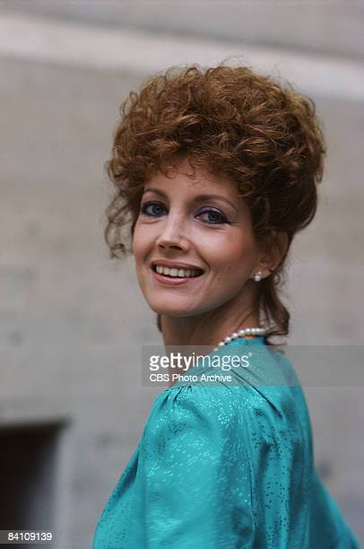 Gayle Hunnicutt as Andrea Markovitch in 'The Return of the Man from UNCLE 1983 United States