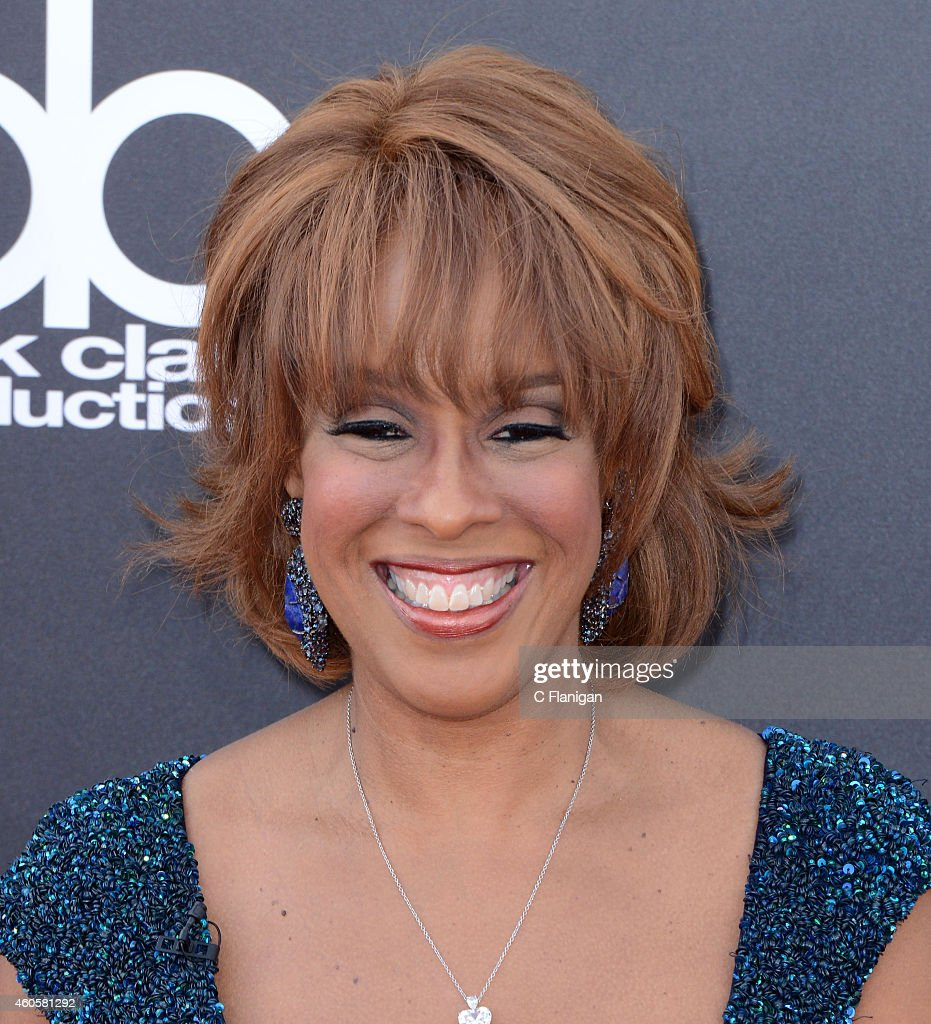 Gayle King arrives at the 18th Annual Hollywood Film Awards at The Palladium on November 14, 2014 in Hollywood, California.