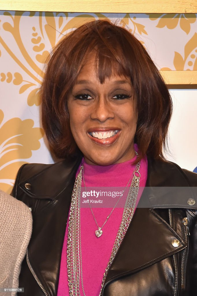 Gayle King attends the 2018 Roc Nation Pre-Grammy Brunch at One World Trade Center on January 27, 2018 in New York City.
