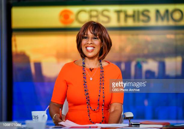 Gayle King COHOST OF CBS THIS MORNING