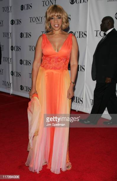 Gayle King during 60th Annual Tony Awards - Arrivals at Radio City Music Hall in New York City, New York, United States.