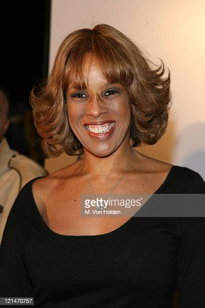 """Gayle King during The World Premiere of the """"Inside Man"""" at Ziegfeld Theatre in New York, New York, United States."""