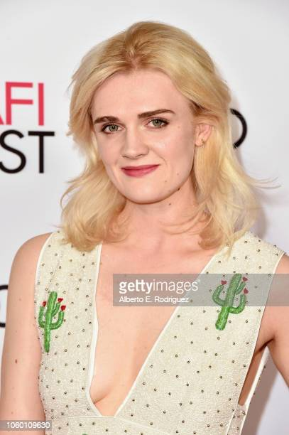 Gayle Rankin attends Festival Filmmakers at AFI FEST 2018 Presented By Audi at TCL Chinese 6 Theatres on November 10 2018 in Hollywood California