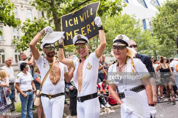Gayprideparade, Berlín, Alemania