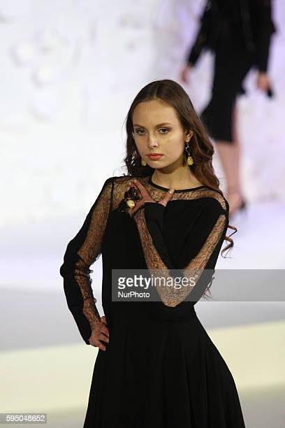 Gdansk Poland 17th March 2016 Amber Look Trends amp Styles Gala in Gdansk The annual gala shows the most beautiful fashion collections and Polish...
