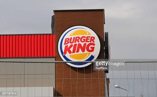 Gdansk Poland 1st May 2016 Burger King Poland will invest by the end of 2021 more than 300 million PLN in the construction of new restaurants The...