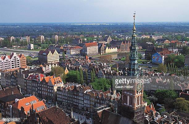 gdansk, poland - pomorskie province stock photos and pictures