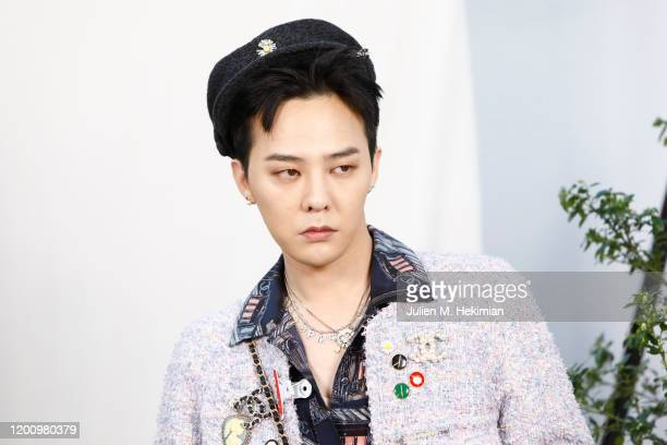 Dragon attends the Chanel Haute Couture Spring/Summer 2020 show as part of Paris Fashion Week at Grand Palais on January 21, 2020 in Paris, France.