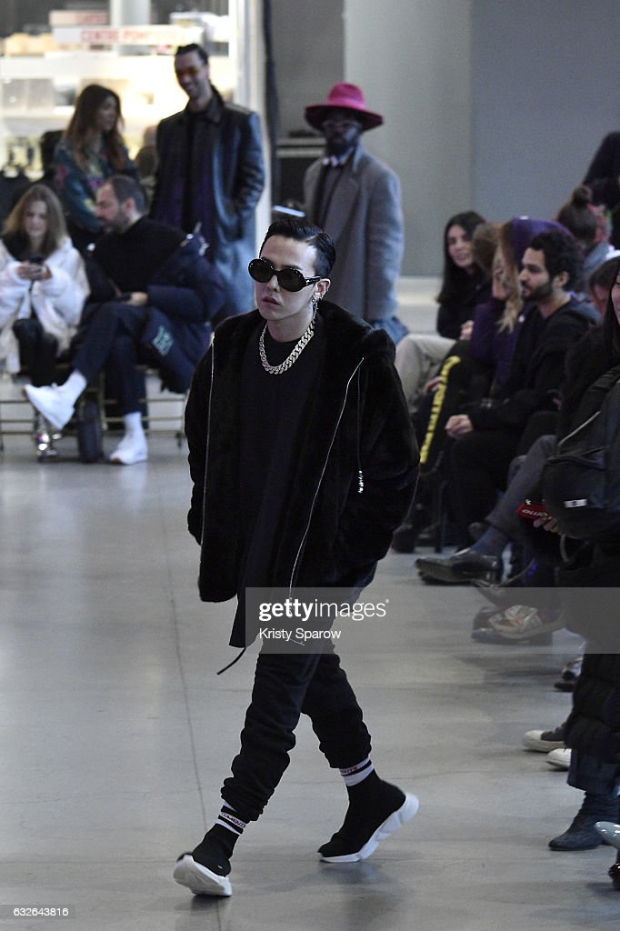 Vetements : Runway - Paris Fashion Week - Haute Couture Spring Summer 2017