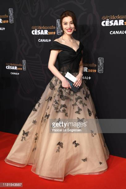Ge Tian attends Cesar Film Awards 2019 at Salle Pleyel on February 22 2019 in Paris France