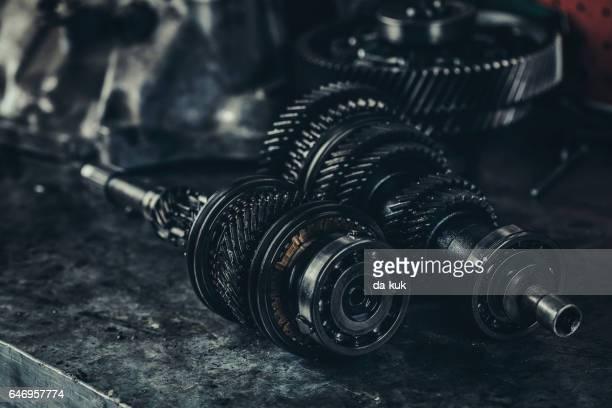 Équipement roues en métal